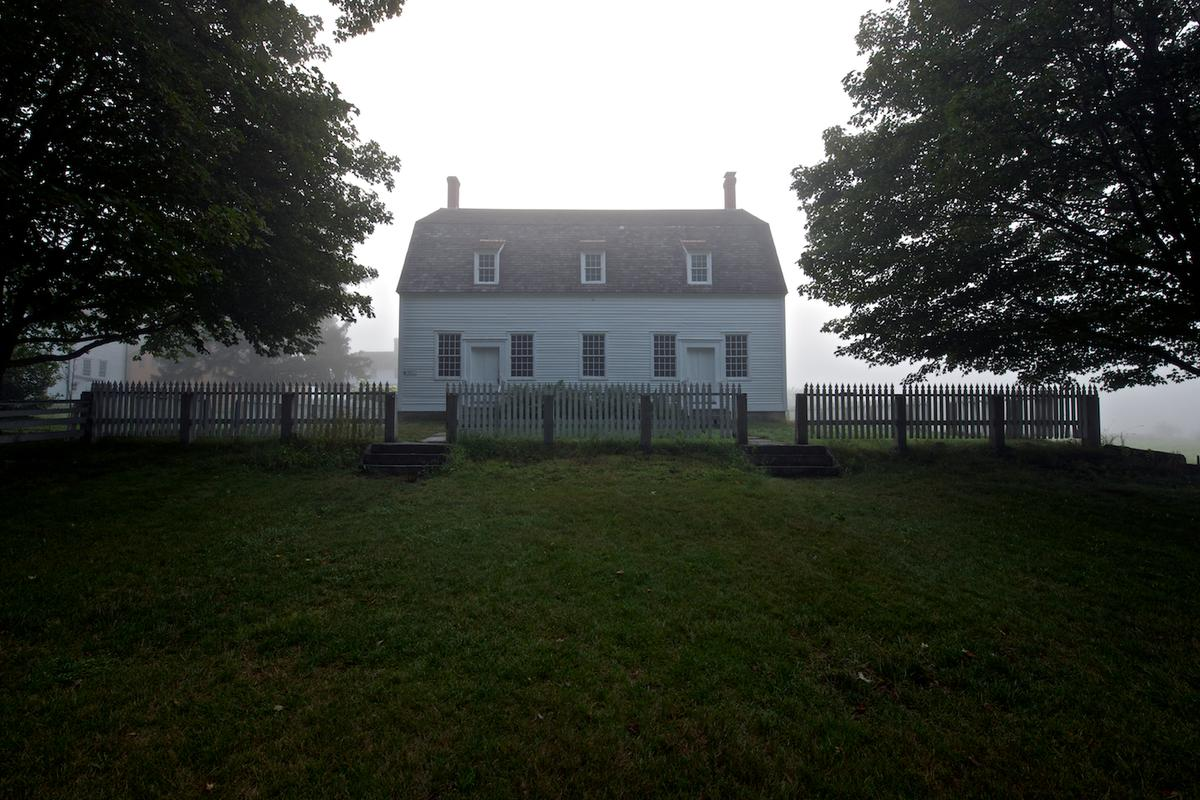 Canterbury shaker village 01
